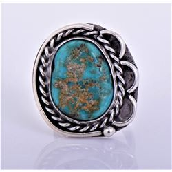 Native American Southwest Blue Turquoise
