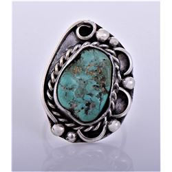 Navajo Native American Sterling Silver Southwest