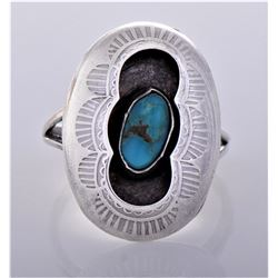 Native American Southwest Blue Turquoise