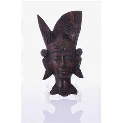 Balinese Wood Carving.