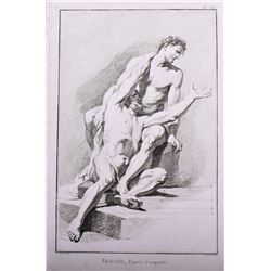 Jean Louis Prevost (1760 - 1810) Extremely