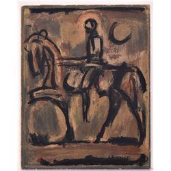 Georges Rouault (1871 - 1958) Mid- Century
