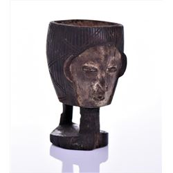 African Kuba Cup, Congo, Wood Carving