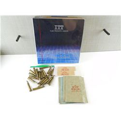 ASSORTED 303 AMMO WITH BOOK