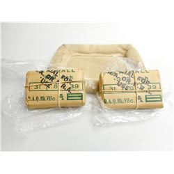 PAPER WRAPPED S.A. BALL .303  CARTRIDGES WITH BROAD ARROW MARK  ALSO STAMPED SPECIAL FOR D.R.A. USE