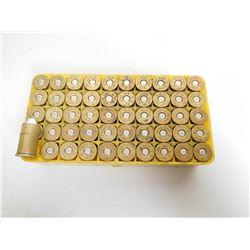 .455 COLT  RELOAD AMMO IN PLASTIC CASES