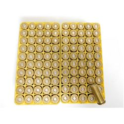 .44 S&W SPECIAL  RELOAD AMMO IN PLASTIC CASES