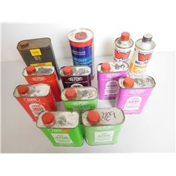 ASSORTED LOT OF POWDERS INCLUDING