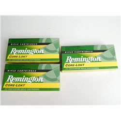 REMINGTRON 30-30 WIN  150 GR FACTORY AMMO