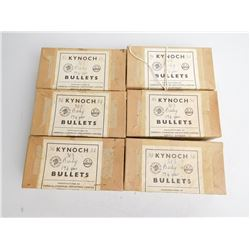KNOCH FACTORY .303 AMMO IN ORGINAL PACKAGING
