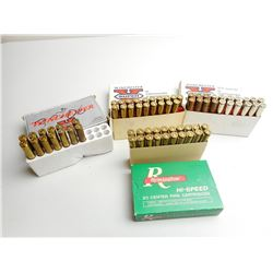 ASSORTED LOT OF 30-06 AMMO