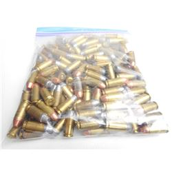 ASSORTED RNDS OF 40 S& W AND AUTO RELOAD AMMO
