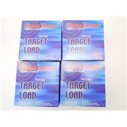 CHALLENGER FIRST CLASS TARGET LOAD 12GA X 2 3/4 #8 SHOTGUN SHELLS