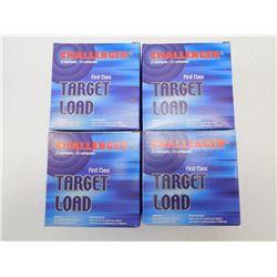 CHALLENGER FIRST CLASS TARGET LOAD 12GA X 2 3/4 # 7.5 AND # 8 SHOTGUN SHELLS