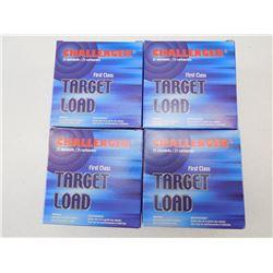 CHALLENGER FIRST CLASS TARGET LOAD 12GA X 2 3/4 # 7.5 SHOTGUN SHELLS