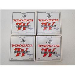 WINCHESTER SUPER-TARGET 20 GA X 2 3/4 7 1/2 SHOT SIZE SHOTGUN SHELLS
