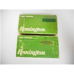 REMINGTON HIGH VELOCITY 35 REM 200 GR CORE-LOKT S.P. AMMUNITION