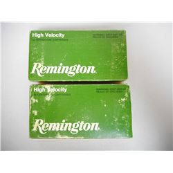 REMINGTON 7MM-08 REM 140 GR S.P. AMMUNITION