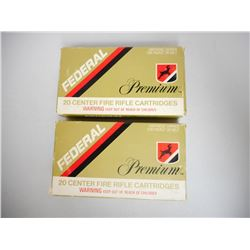 FEDERAL 30-06 SPRG 200 GR BOAT-TAIL S.P. AMMUNITION