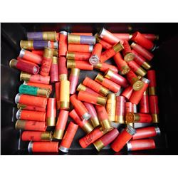 ASSORTED LOT OF 12 GA X 2 3/4 SHOTGUN SHELLS INCL GAME LOAD, SUPREME LOAD HEAVY GAME LOAD