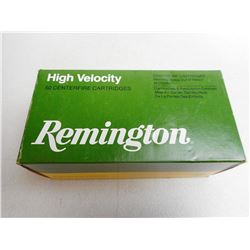 REMINGTON HIGH VELOCITY 30 CARBINE 110 GR SOFT POINT AMMUNITION