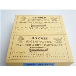 ASSORTED 44 REM MAG AMMO