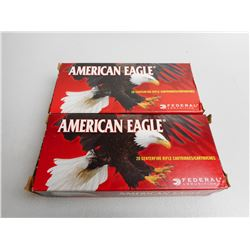 AMERICAN EAGLE 22-250 REMINGTON AMMO