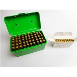 ASSORTED 5.56 NATO AMMO