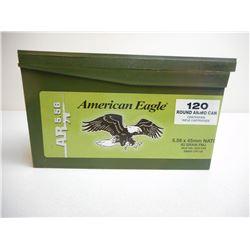 AMERICAN EAGLE AR 5.56 AMMO
