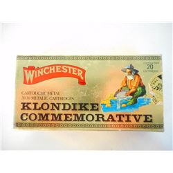 WINCHESTER KLONDIKE COMMEMORATIVE .30-30