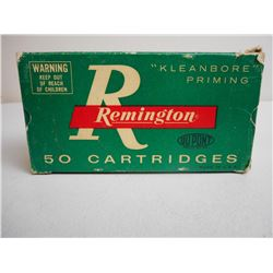 ASSORTED 38-40 WINCHESTER AMMO