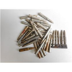 ASSOSRTED LOT OF DRILL RNDS INCLUDING
