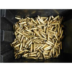 ASSORTED LOT OF .308 BRASS