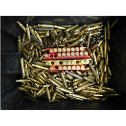 ASSORTED LOT OF FEDERAL 30-06 BRASS