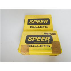 SPEER 30 CAL 110-150 GRAIN BULLETS