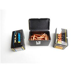 ASSORTED LOT OF 30 CAL .308 DIAM 150/180 GR  BULLETS