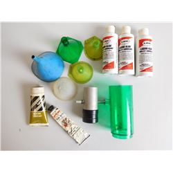 ASSORTED LOT OF RELOADING SUPPLIES