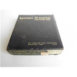LYMAN DIE SET 44 SPECIAL & MAG