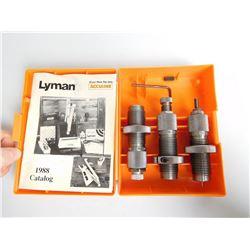 LYMAN 7MM TCU DIE SET