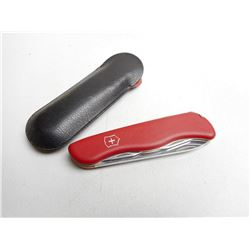 VICTORINOX FOLDING POCKET KNIFE