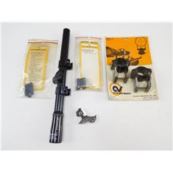 ASSORTED SCOPE PARTS