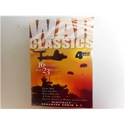 WAR CLASSIC DVD COLLECTION