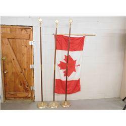 FLAG STANDS & FLAG