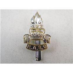 ROYAL ARMY EDUCATION CORPS HAT BADGE
