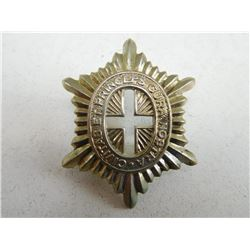 THE GOVERNOR GENERAL FOOT GUARDS CAP BADGE
