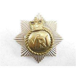 ROYAL CANADIAN REGIMENT CAP BADGE