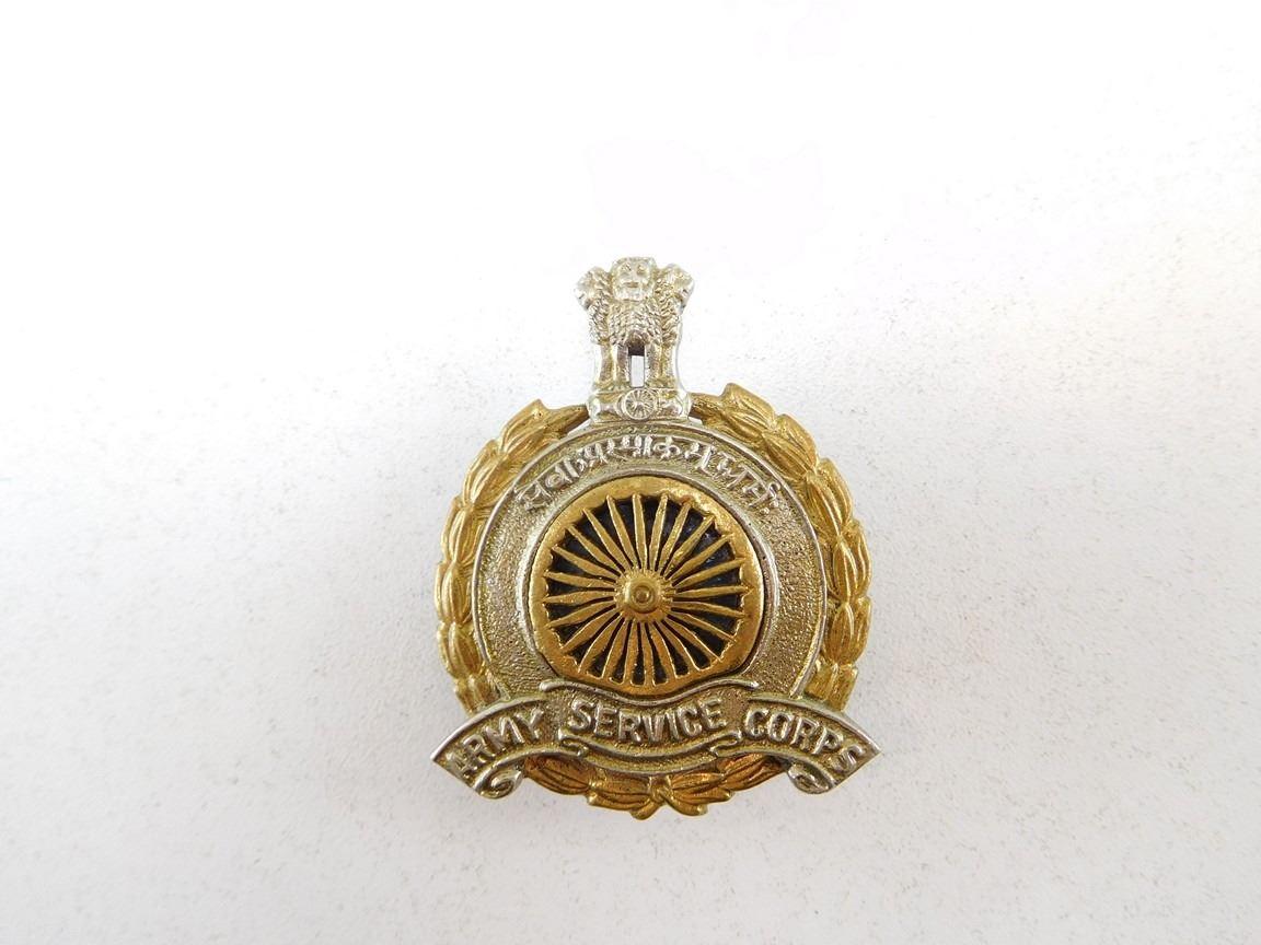 813de577269 Image 1   ROYAL INDIAN ARMY CAP BADGE ...