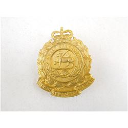 CITY OF NEWCASTLE REGIMENT CAP BADGE