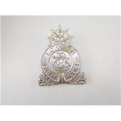 LONDON CITY POLICE HAT BADGE