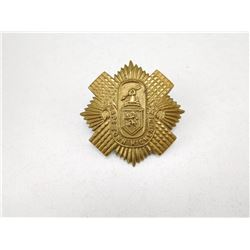 CAP TOWN HIGHLANDERS CAP BADGE